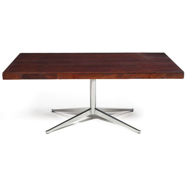 929: Florence Knoll Executive desk