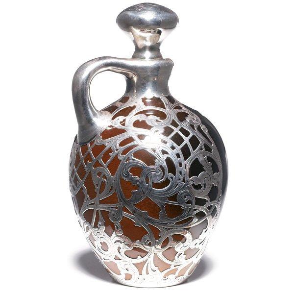 1849: Rookwood jug, Standard glaze Sallie Coyne
