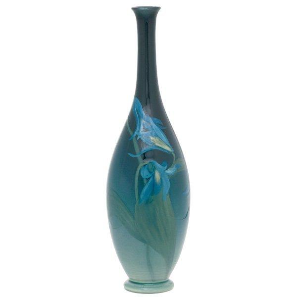 1858: Rookwood vase,  Sea Green glaze Sallie Toohey