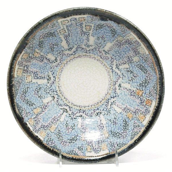 1215: Rookwood bowl, Lorinda Epply