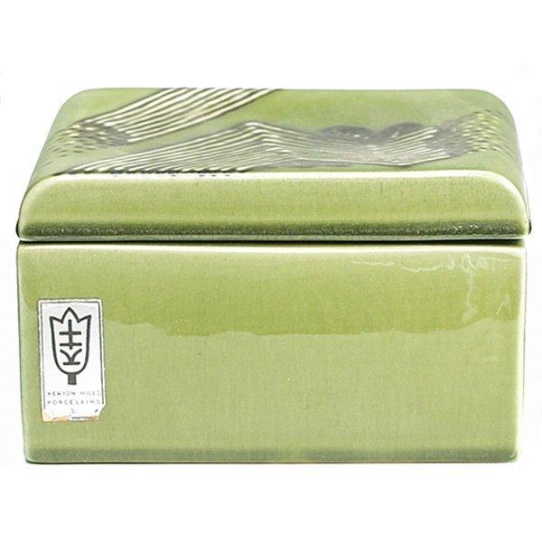 1216: Kenton Hills covered box, by David Seyler