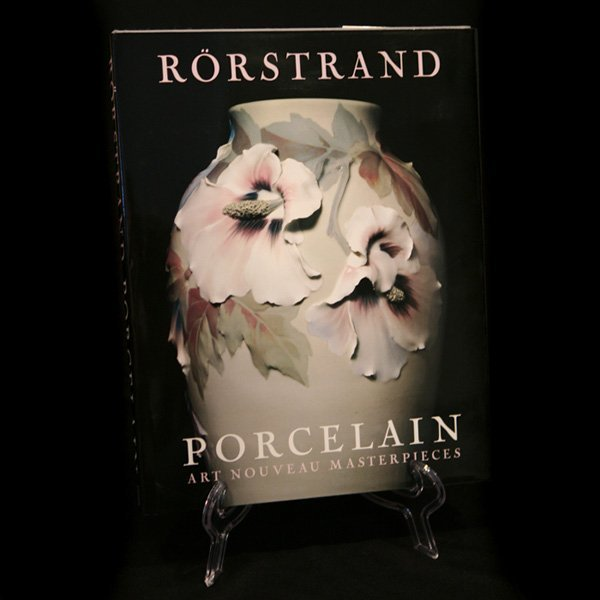 1217: Rörstrand Porcelain, book