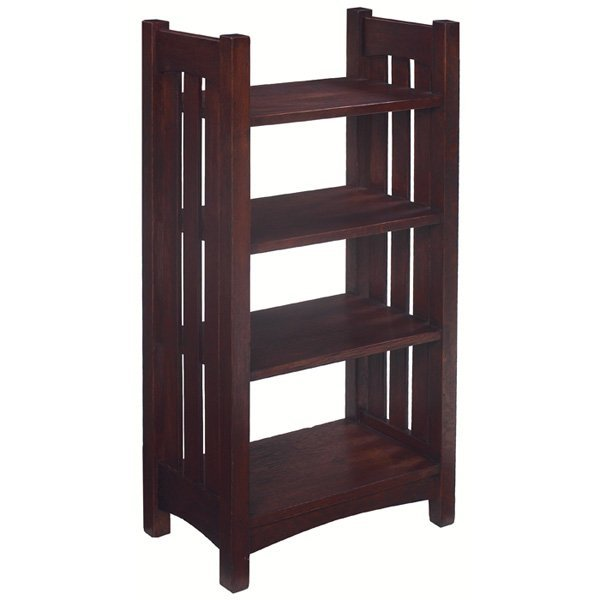 12: L & JG Stickley magazine stand, #46