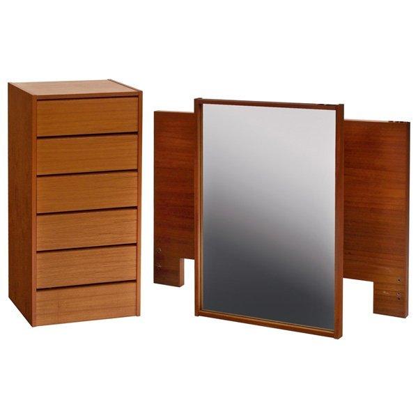 1082: 1950s bedroom furniture