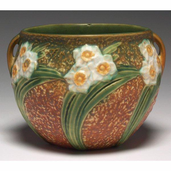 1541: Roseville Jonquil vase