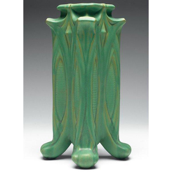 1: Teco vase, designed by Fernand Moreau