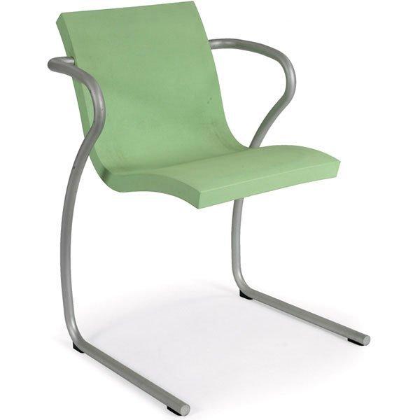859: Ross Lovegrove Magic chair Fasem Italy light green