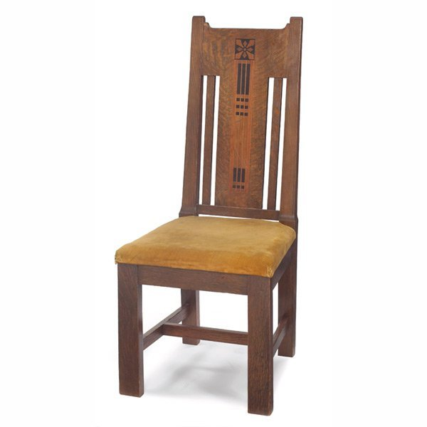 3: Shop of the Crafters side chair, #320