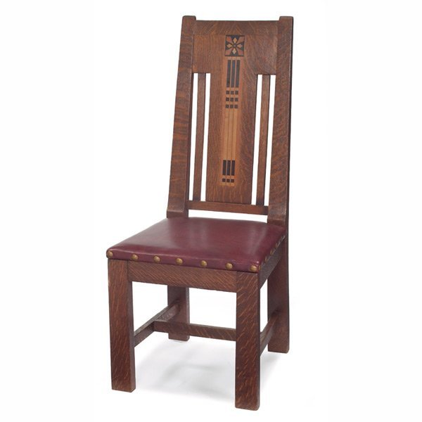 5: Shop of the Crafters side chair, #320