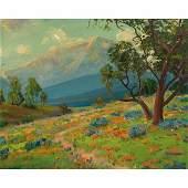 863 James Arthur Merriam California Landscape c 19