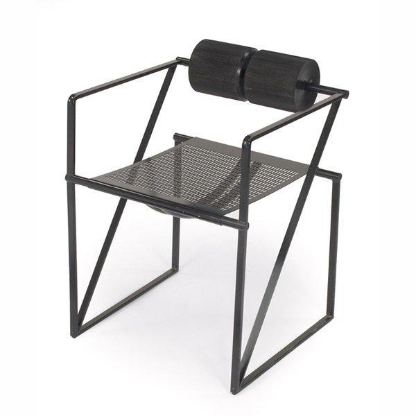 975: Mario Botta Seconda 602 chair, by Alias,