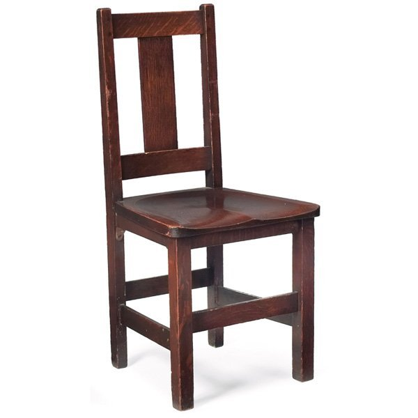 8: Limbert side chair, #1991