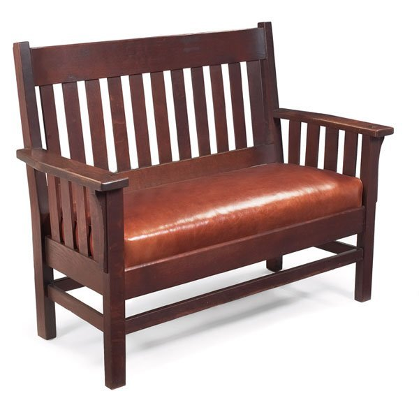 19: J. M. Young settee