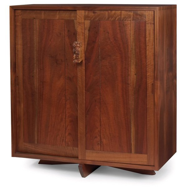 Mira Nakashima Bahut Cabinet Ultimo Boutique # Catalogue Bahut