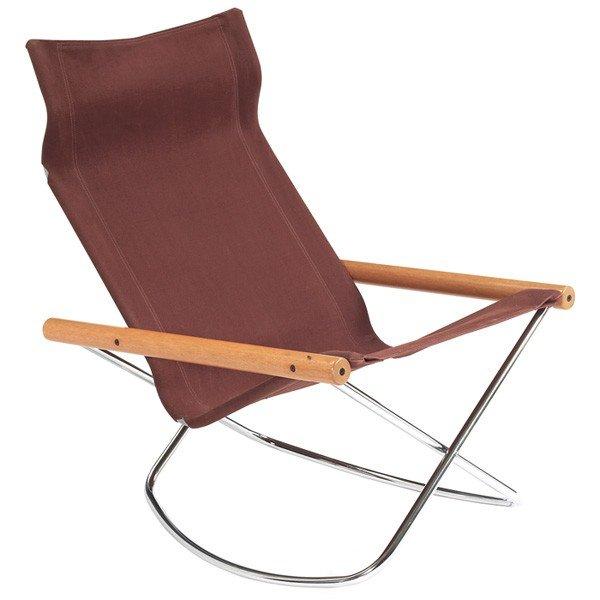 "Takeshi Nii ""NY"" folding rocking chair Japan"
