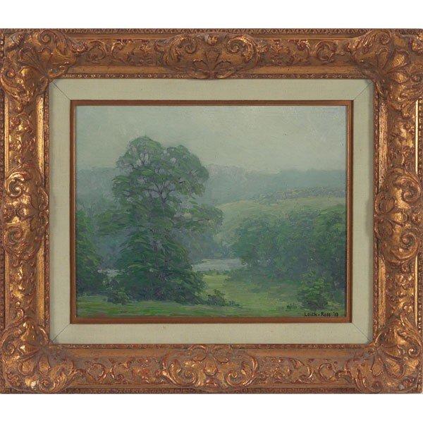 "578: Harry Leith-Ross (American, 1886-1973) ""Summer Lan"