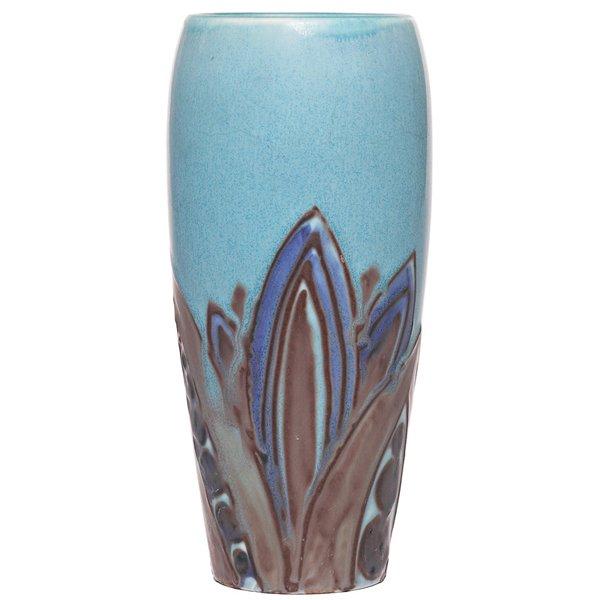 18: Rookwood vase, Elizabeth Barrett