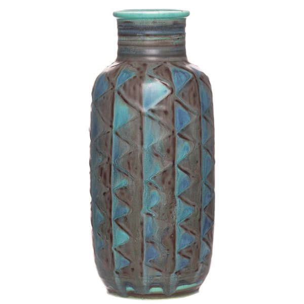 19: Rookwood vase, Elizabeth Barrett