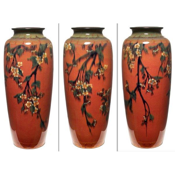 20: Rookwood vase, tapered form Sara Sax