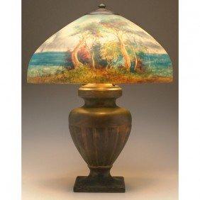 6: Handel lamp
