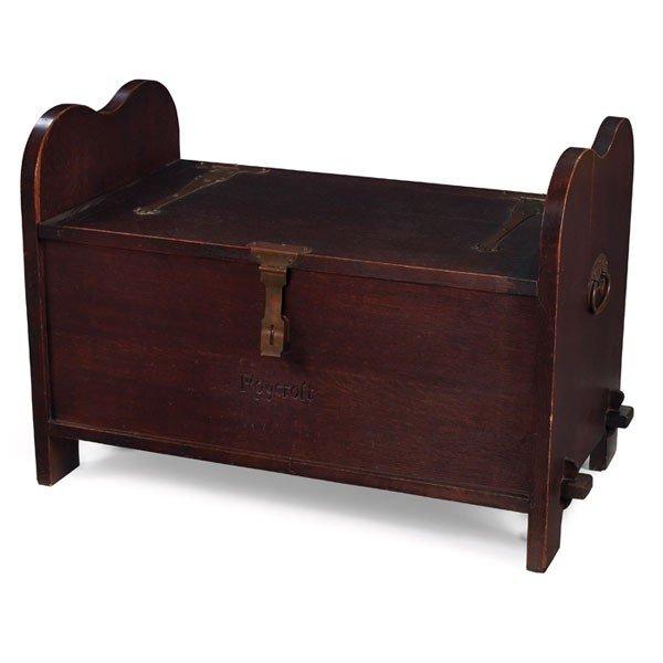 1: Roycroft bride's chest, #097