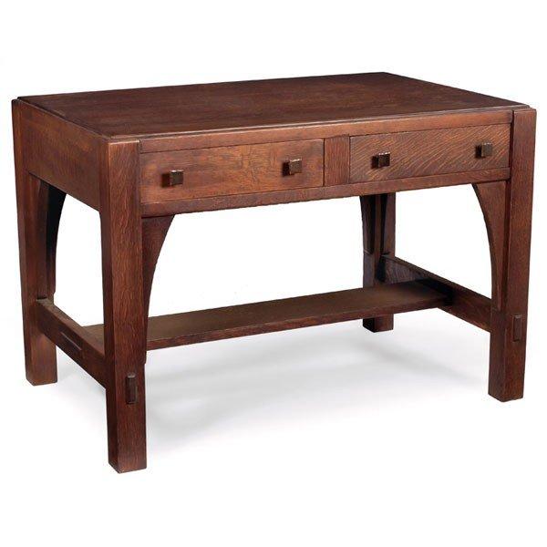 5: Limbert library table, #1162