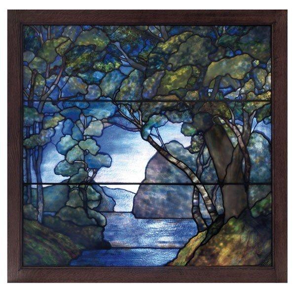 520: Tiffany Studios window