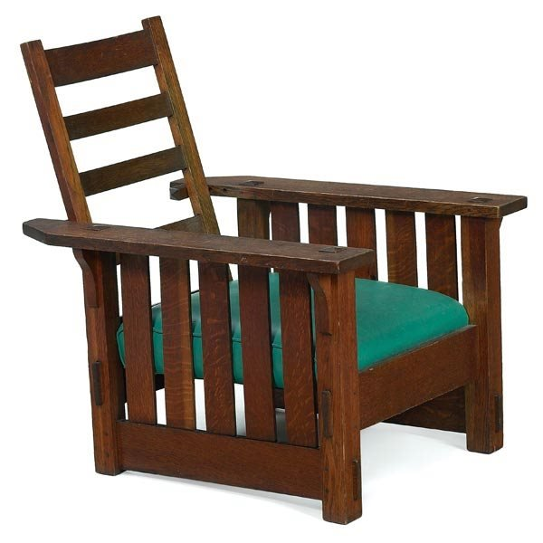 003: JM Young Morris chair, #186
