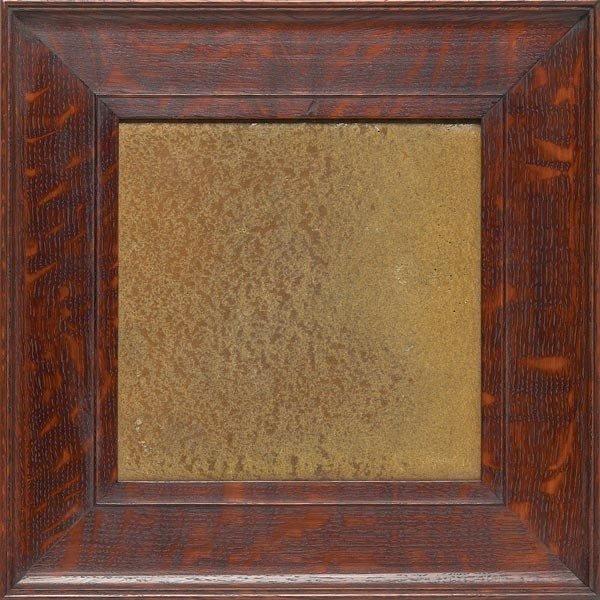 018: Rookwood Faience tile, large form