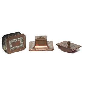 Bradley & Hubbard Desk Set