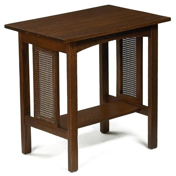 093: Stickley Brothers table, rectangular top