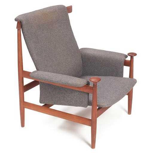 1004 finn juhl bwana chair