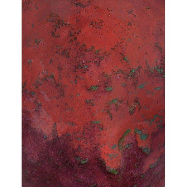 140: Dedham Pottery vase - 2