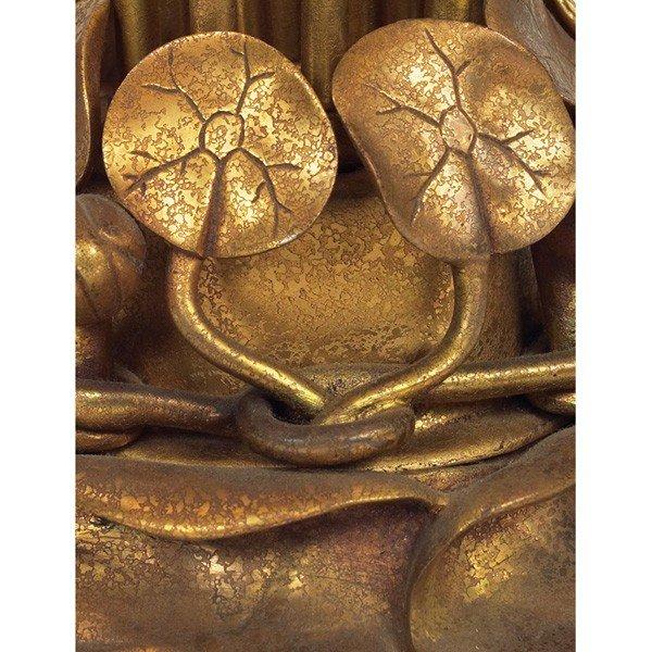 426: Tiffany Studios twelve-light lily lamp - 2