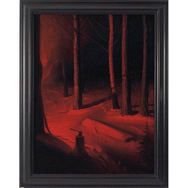 """449: Svend Rasmussen Svendsen """"Nocturnal Forest,"""" - 2"""