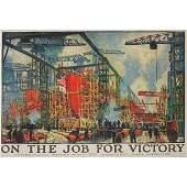 530: Jonas Lie On the Job for Victory