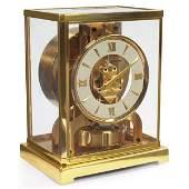 """871: LeCoultre """"Atmos"""" clock,"""