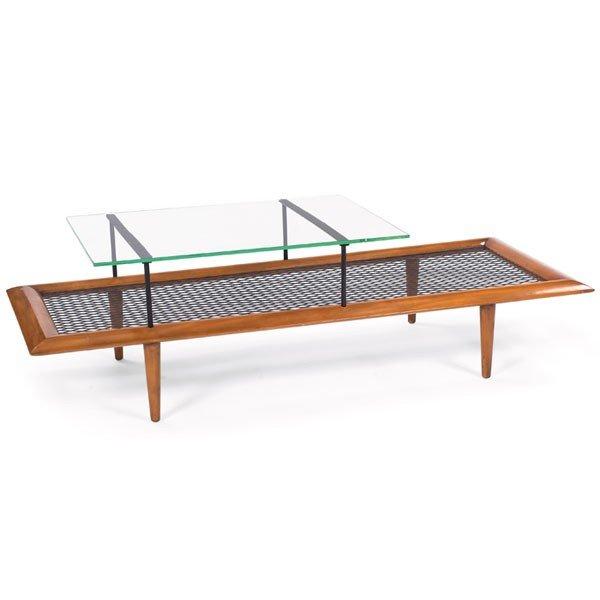 965: Midcentury coffee table,