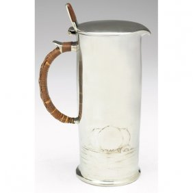 Liberty & Co. Hot Water Pot, Archibald Knox