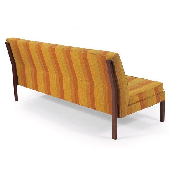 1127: Jens Risom armless sofa, by Jens Risom Design Inc - 2