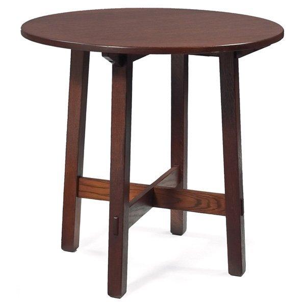 8: Limbert lamp table, #1138