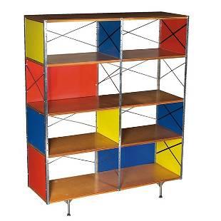 770: Charles & Ray Eames ESU 400, open storage