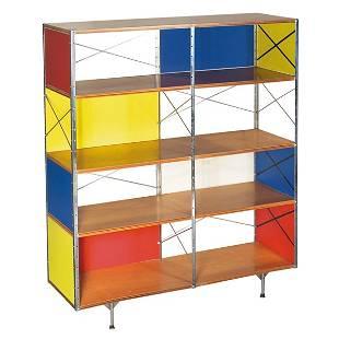 775: Charles & Ray Eames ESU 400, open storage