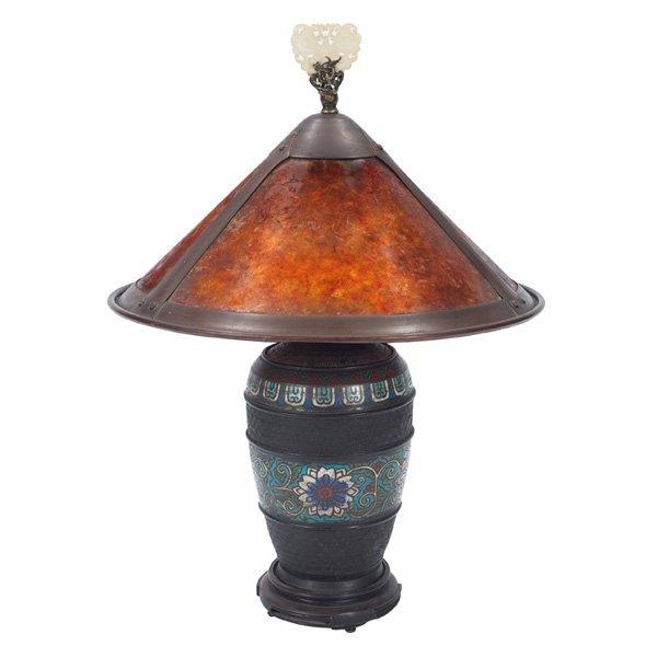 Lillian Palmer table lamp