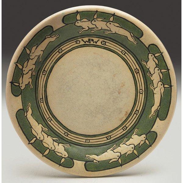 Saturday Evening Girls plate