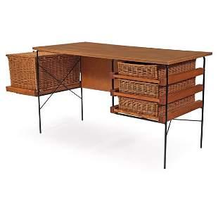 Arthur Umanoff desk, for Raymor