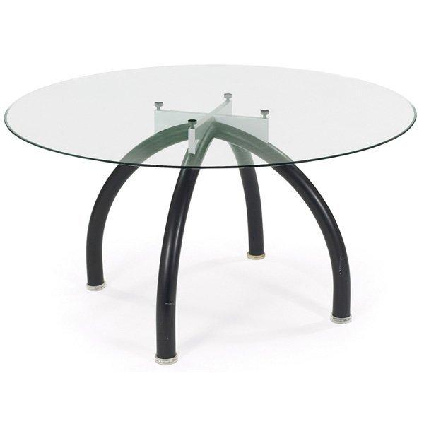 "Ettore Sottsass Associati ""Spyder"" dining table"