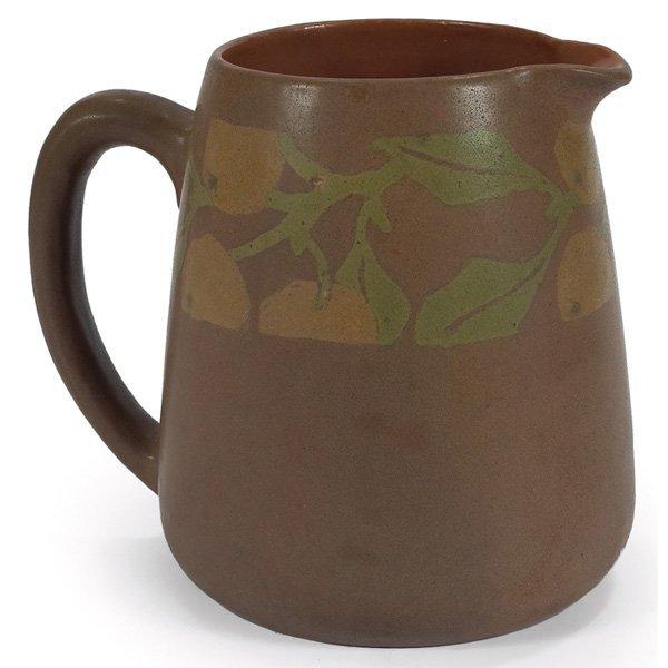 Walrath pitcher matte glaze