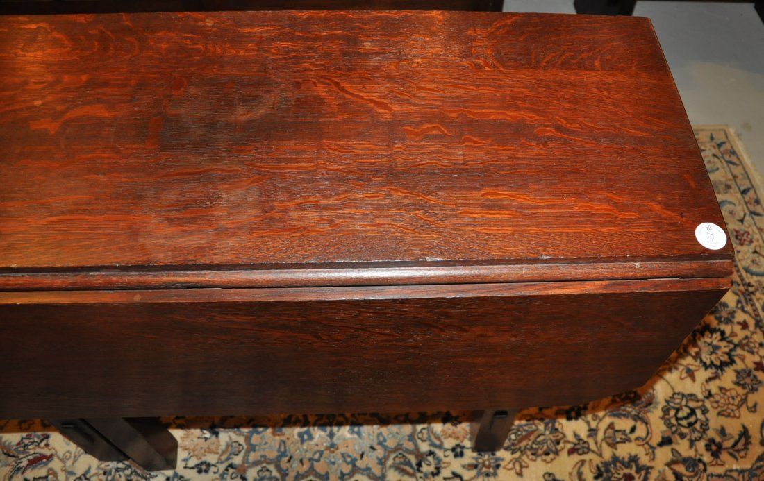 Gustav Stickley table - 10