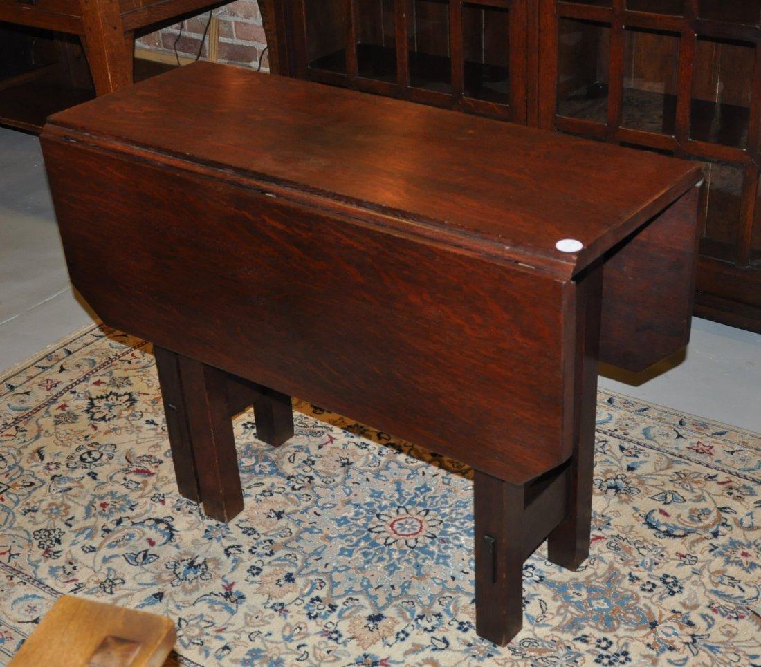 Gustav Stickley table - 2